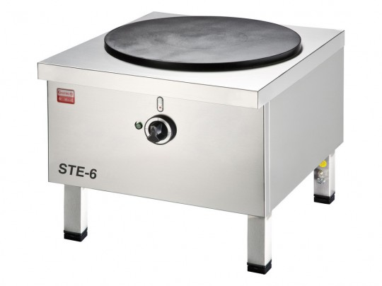 Electric stock pot ranges