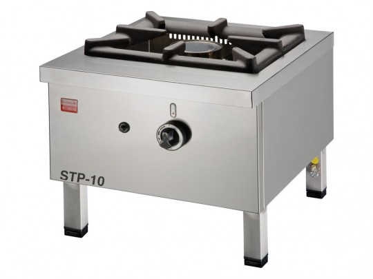 Gas stock pot ranges