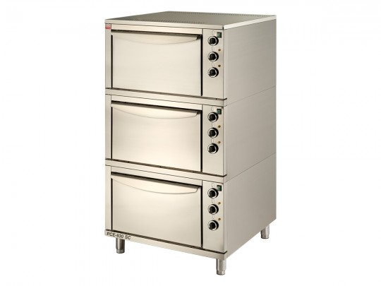 Electric ovens - static with circulation