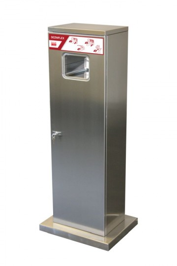 Automatic disinfection dispenser DEZINFLEX